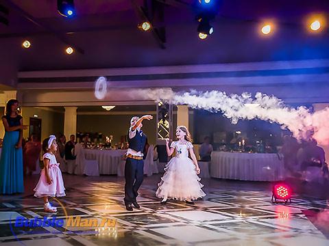 Шоу. чтобы и детям было весело на свадьбе